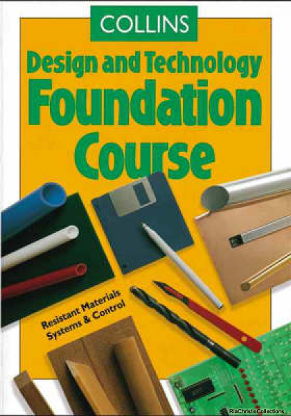 Collins Design and Technology Foundation Course