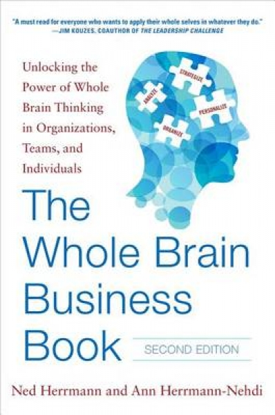 The Whole Brain Business Book