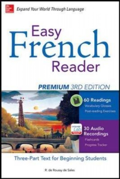 Easy French Reader Premium