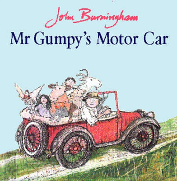 Mr.Gumpy\'s Motor Car