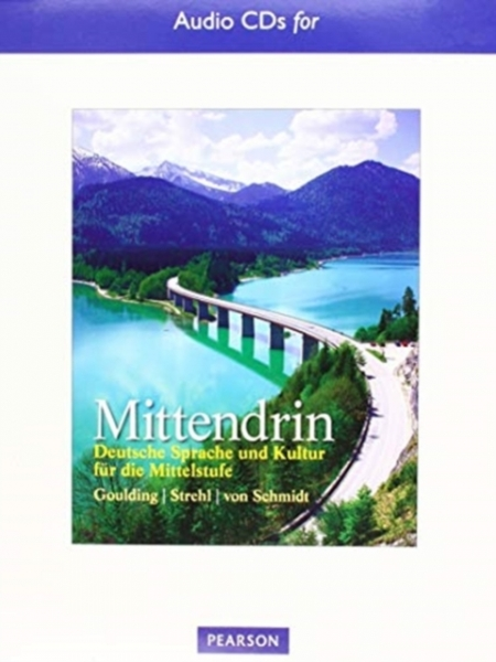 Text Audio CDs for Mittendrin