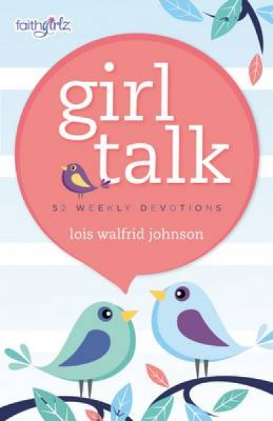 Girl Talk Lois Walfrid Johnson Paperback New Book Free UK Delivery