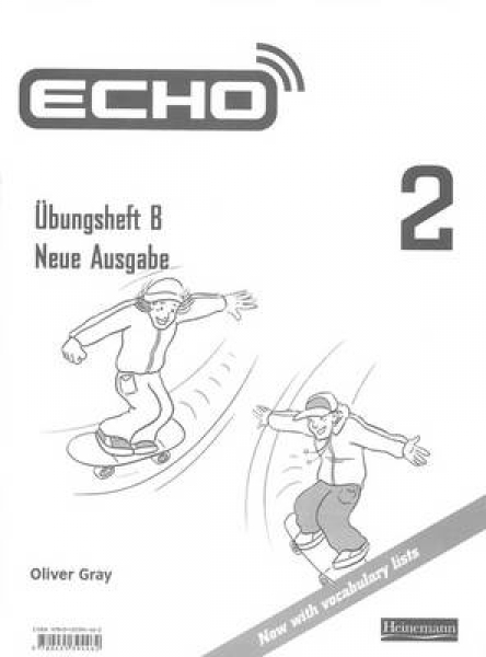 Echo 2 Multiple copy pack New Book Free UK Delivery