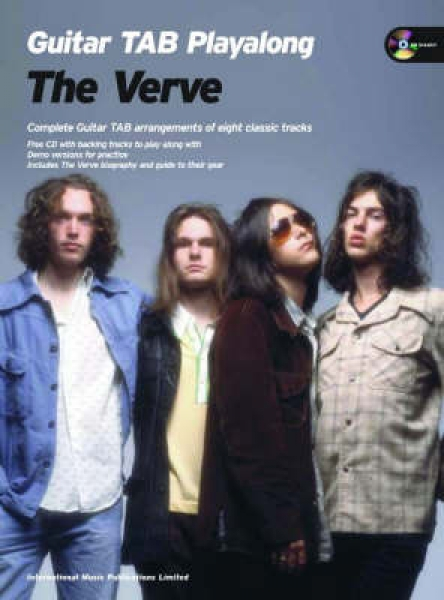 The Verve  Guitar Playalong