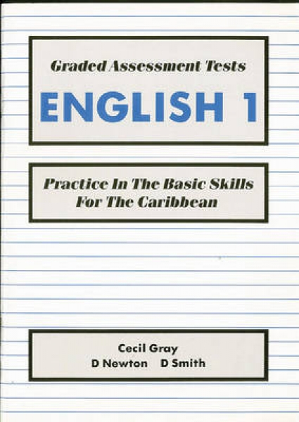 Graded Assessment Tests English