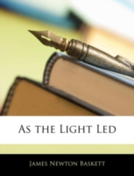 As the Light Led