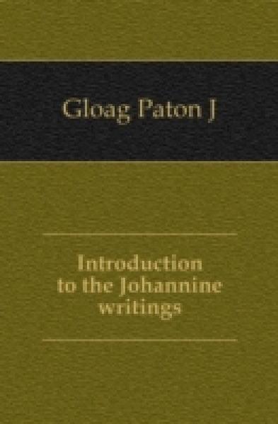 Introduction to the Johannine writings