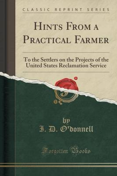 Hints from a Practical Farmer