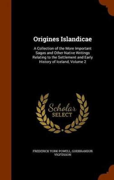Origines Islandicae