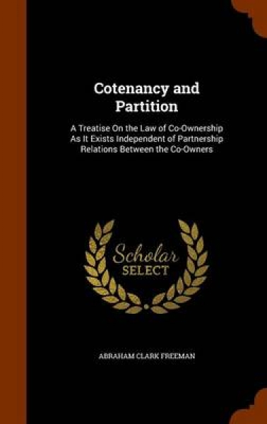 Cotenancy and Partition