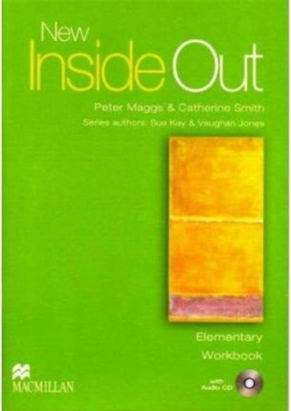 New Inside Out Elementary Peter Maggs New Paperback Free UK Post