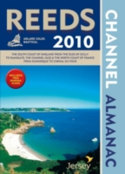 Reeds Channel Almanac Andy du Port Paperback New Book Free UK Delivery