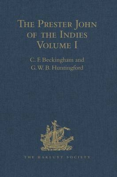 The-Prester-John-of-the-Indies-G-W-B-Huntingford-C-F-Beckingham-Hardback-NE