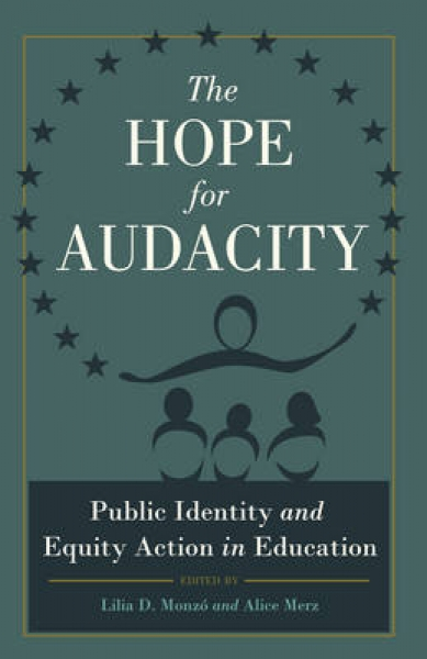 The Hope for Audacity 9781433118562 Lilia D. Monzo Alice Merz New Paperback Free