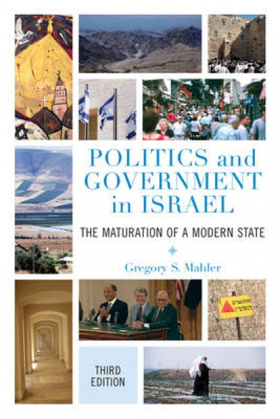 Politics and Government in Israel Gregory S. Mahler New Paperback Free UK Post