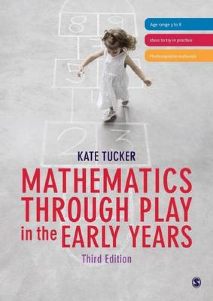 Mathematics Through Play in the Early Years Kate Tucker Paperback New Book Free