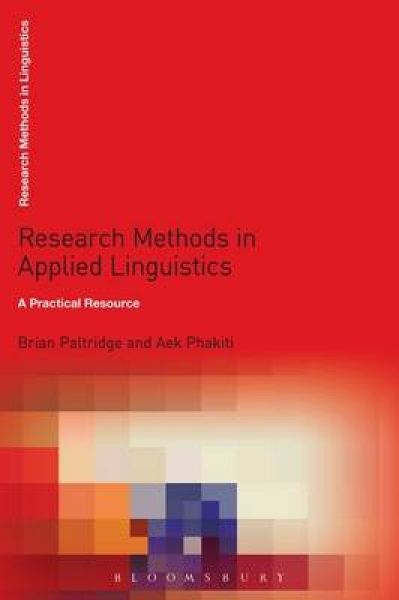 Research Methods in Applied Linguistics New Paperback Free UK Post