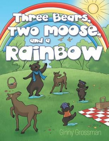 Three Bears, Two Moose, and a Rainbow
