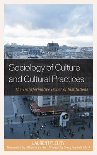 Sociology of Culture and Cultural Practices Laurent Fleury New Paperback Free UK