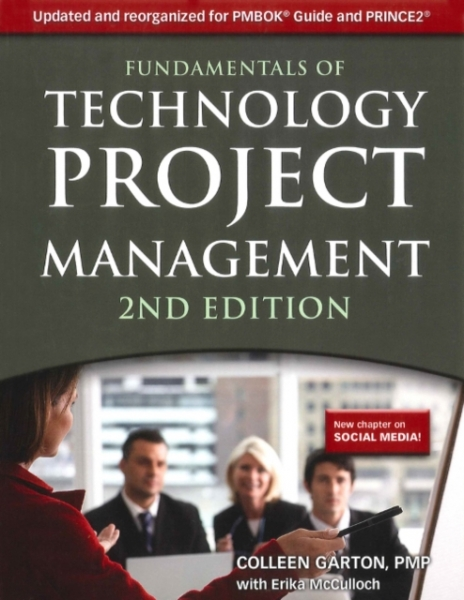 Fundamentals of Technology Project Management Garton Colleen Paperback New Book