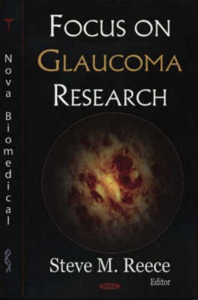 Focus on Glaucoma Research Steve M. Reece New Paperback Free UK Post