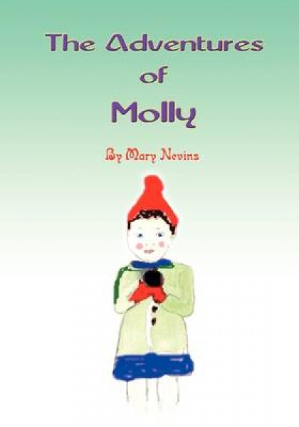 The Adventures of Molly Mary Nevins Paperback softback New Book Free UK Delivery