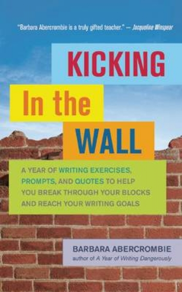 Kicking in the Wall Barbara Abercrombie New Paperback Free UK Post