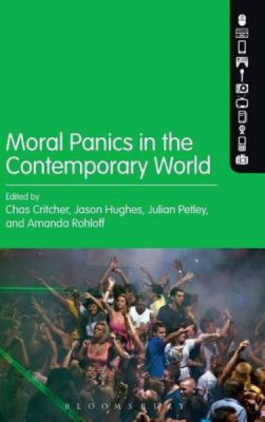 Moral Panics in the Contemporary World Julian Petley New Hardback Free UK Post