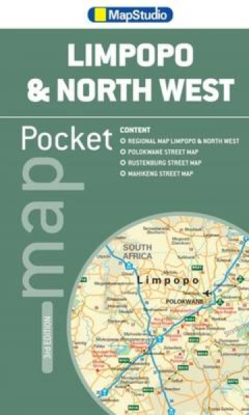 Limpopo and North West Pocket Map
