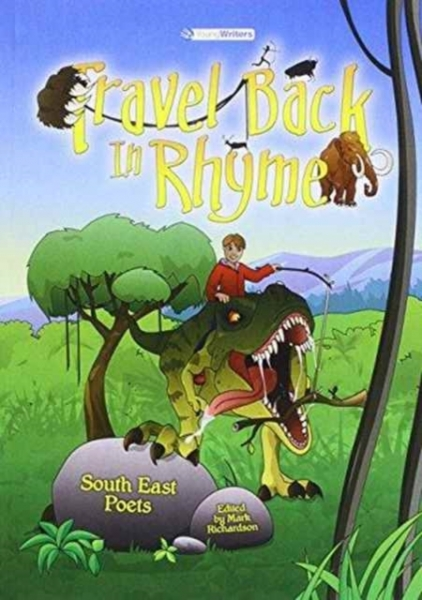 Travel Back in Rhyme - South East Poets New Paperback Free UK Post
