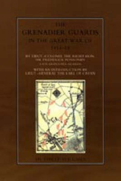 The Grenadier Guards in the Great War 1914-1918
