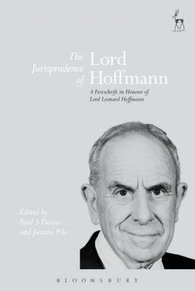 The Jurisprudence of Lord Hoffmann
