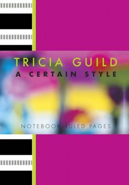 Tricia Guild Certain Style A6 Notebook