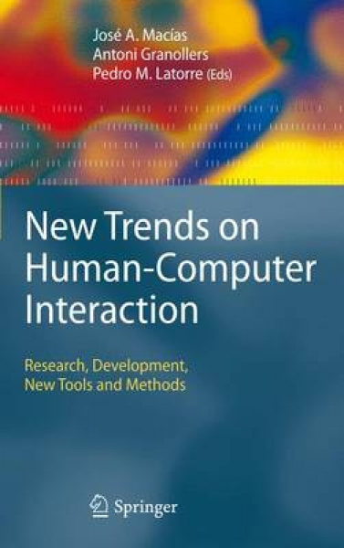 New Trends on Human-Computer Interaction