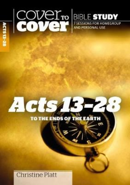 Cover to Cover Study Guide - Acts 13 - 28