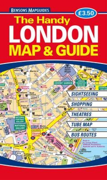 The Handy London Map and Guide