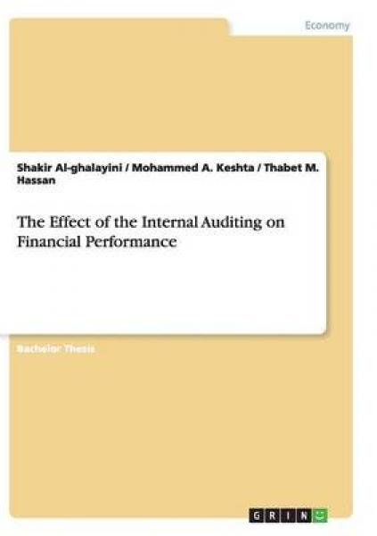 The Effect of the Internal Auditing on Financial Performance
