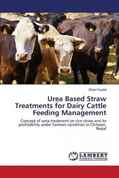 Urea Based Straw Treatments for Dairy Cattle Feeding Management