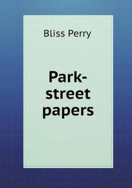 Park-Street Papers