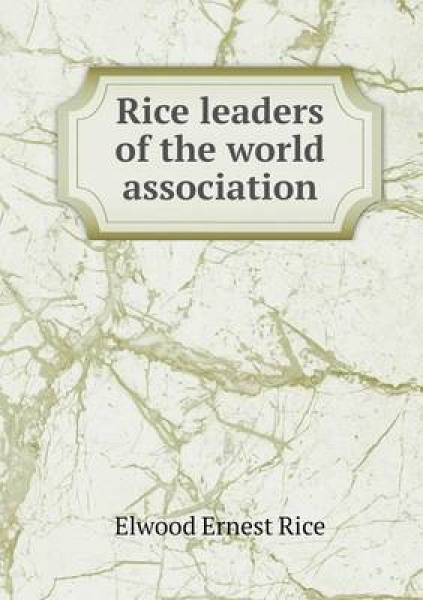 Rice Leaders of the World Association