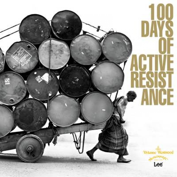 100 Days of Active Resistance