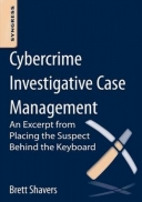 Cybercrime Investigative Case Management