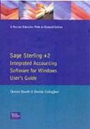 Sage Sterling +2 Windows Users Guide Book