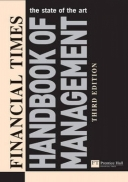 Financial Times  Handbook of Management