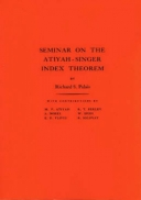 Seminar on Atiyah-Singer Index Theorem