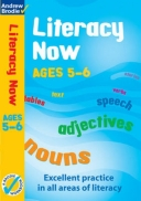 Literacy Now for Ages 5-6