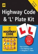 HIghway Code and L-plate Kit