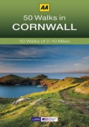 50 Walks in Cornwall
