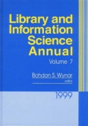 Library and Information Science Annual