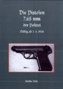 7.65mm Police Pistols (German)